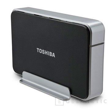 Toshiba lanza nuevos discos de 6 TB, Imagen 1