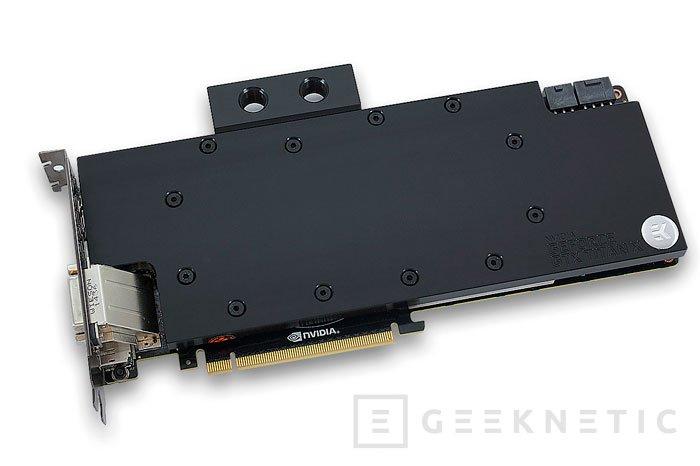 EK ya tiene listos sus bloques de refrigeración líquida para la TITAN X, Imagen 2