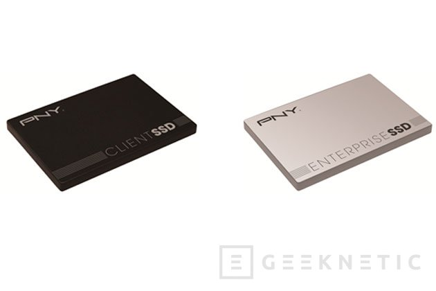 PNY lanza dos nuevas familias de SSD para uso doméstico y empresarial, Imagen 1