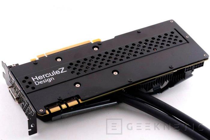 Inno3D añade su sistema de refrigeración híbrido a la GTX TITAN X, Imagen 2