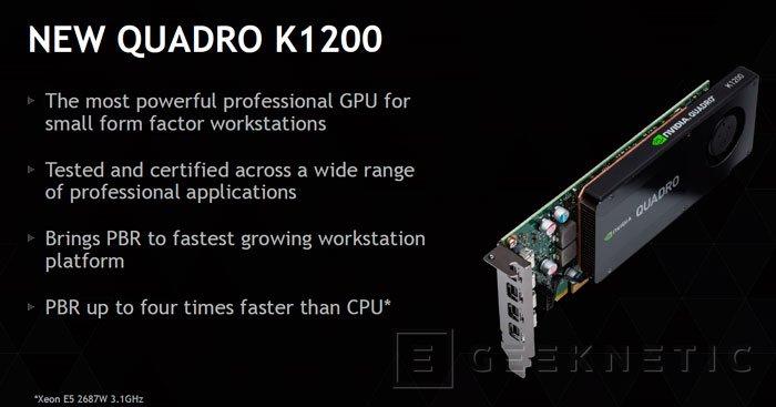 NVIDIA QUADRO M6000, la TITAN X para profesionales, Imagen 3