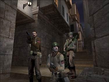 Wolfenstein: Enemy Territory, Imagen 2