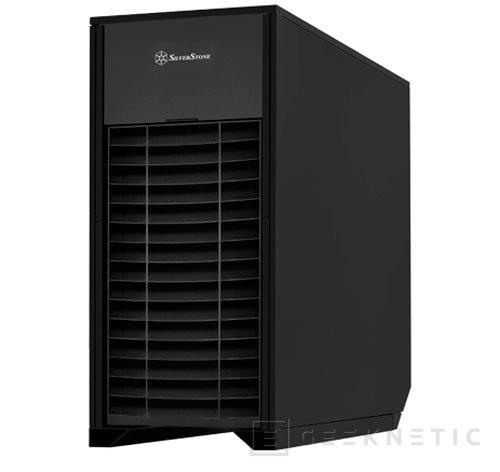 SilverStone Mammoth MM01, torre E-ATX con resistencia IP43, Imagen 1