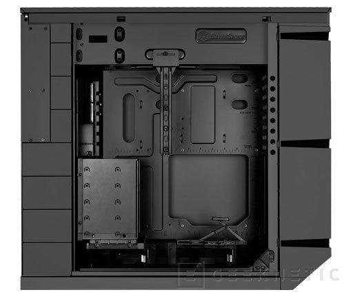 SilverStone Mammoth MM01, torre E-ATX con resistencia IP43, Imagen 3