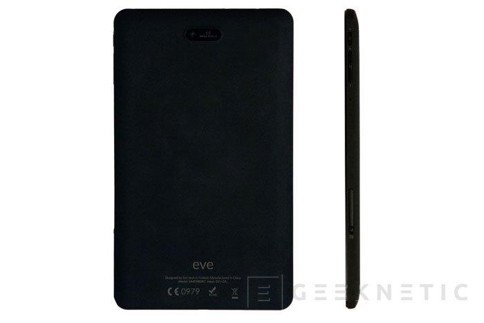Eve T1, nuevo tablet económico con Windows 8.1 y 2 GB de RAM , Imagen 2