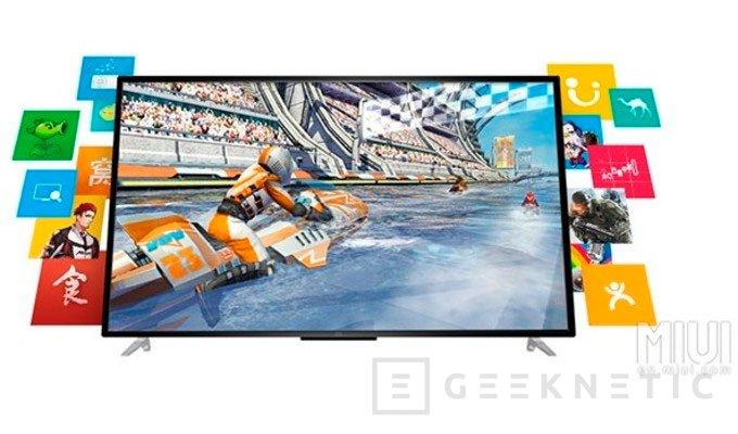 Xiaomi lanza su nueva Smart TV