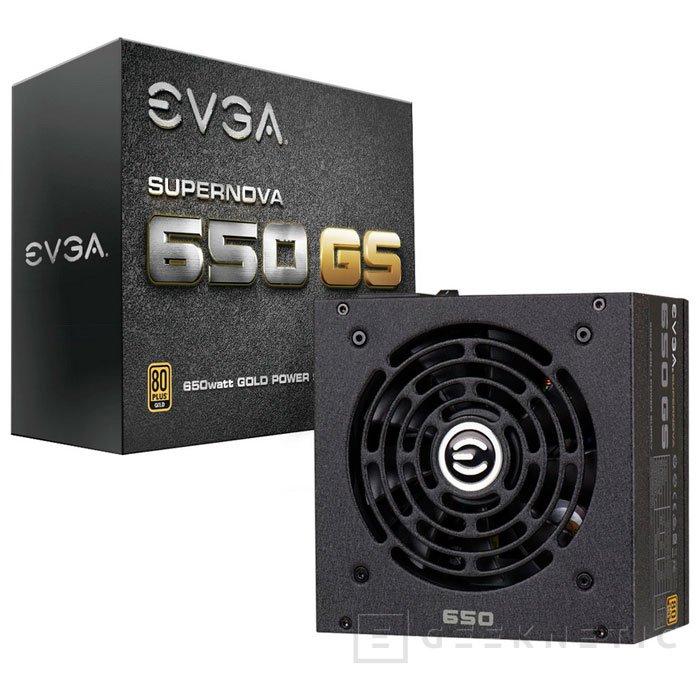 EVGA lanza dos nuevos  modelos de sus fuentes SuperNOVA GS , Imagen 1