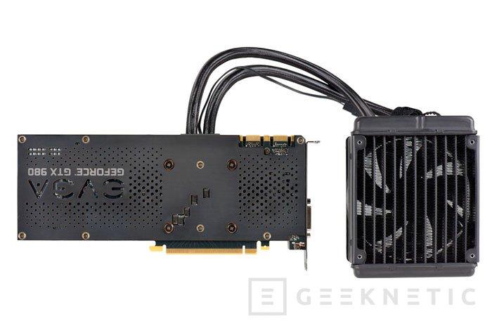Llega la EVGA GTX 980 HYBRID con refrigeración líquida, Imagen 2