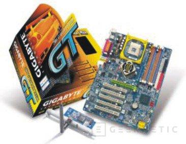 GA-8IPE1000 Pro2-W de Gigabyte para Pentium 4 y redes Wireless, Imagen 1