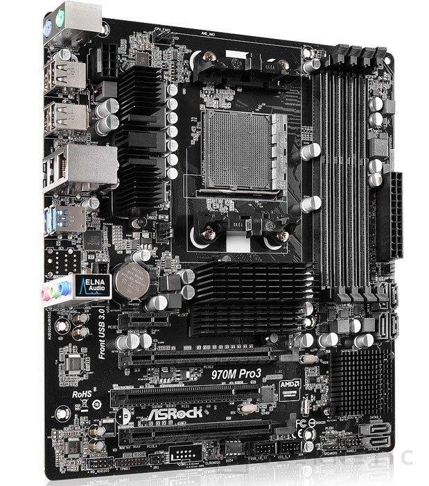 ASRock lanza dos nuevas placas con el chipset 970 de AMD, Imagen 2