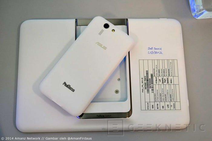 ASUS mantiene el concepto de smartphone convertible con el nuevo PadFone S Plus, Imagen 2