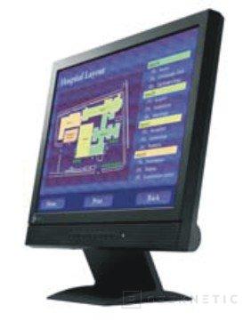 FlexScan L352T-C es la nueva pantalla táctil de Eizo, Imagen 1