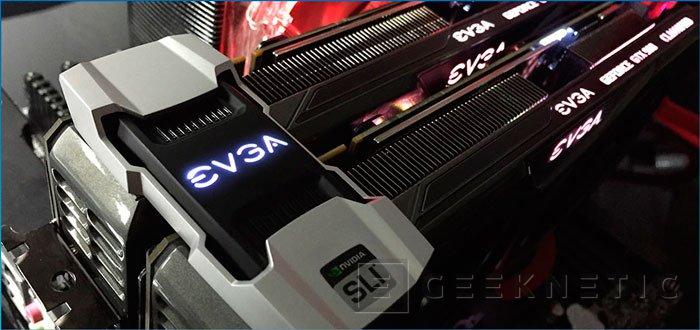 EVGA presenta los PRO SLI BRIDGE V2 para dar un toque especial a tu PC, Imagen 1