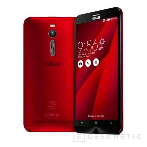 Aparece a la venta el Zenfone 2 con 4 GB de memoria RAM, Imagen 1