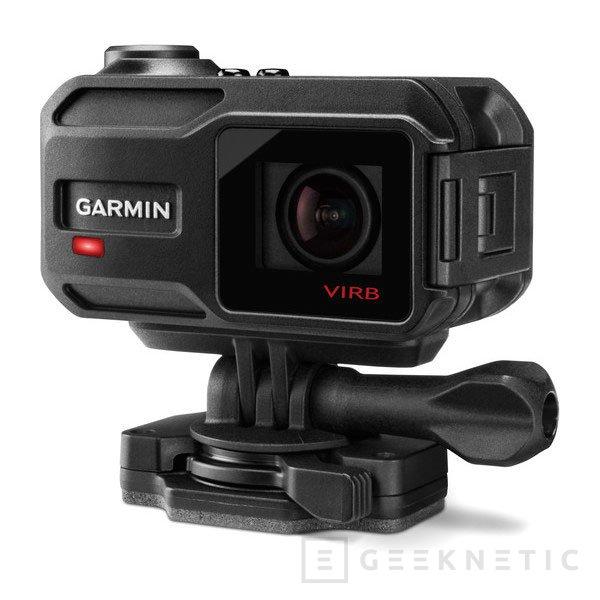 Garmin vuelve a intentar competir con GoPro con sus nuevas cámaras Virb X y Virb XE, Imagen 1