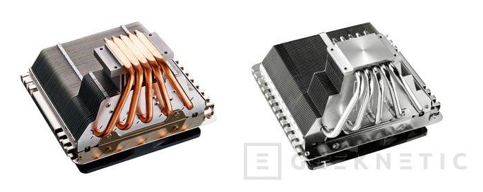 Cooler Master rediseña el disipador GeminII S524 para añadir heatpipes de cobre de contacto directo, Imagen 2