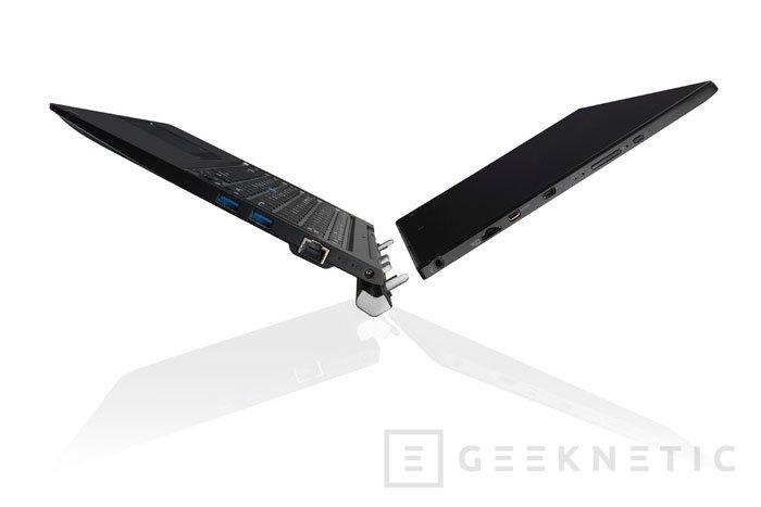 Llega a España el Ultrabook convertible Toshiba Portégé Z20t, Imagen 3