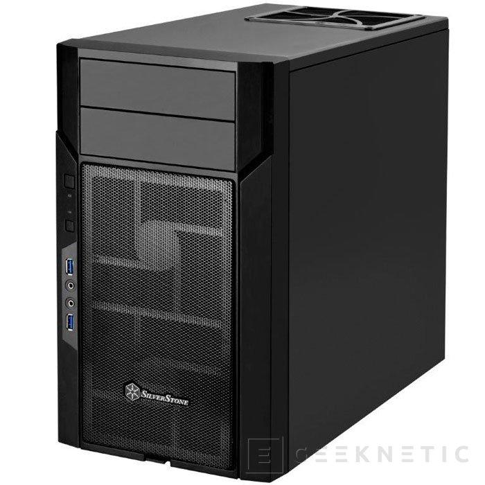 SilverStone estrena la gama Kublai de torres Micro-ATX con el modelo KL06, Imagen 1