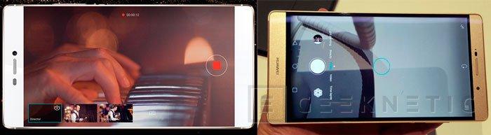 Huawei quiere hacerse un hueco en la gama alta con los smartphones P8 y P8max, Imagen 3