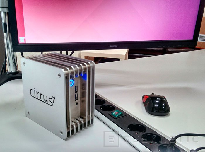 Cirrus7 Nimbini, un miniPC totalmente pasivo con procesadores Broadwell, Imagen 1