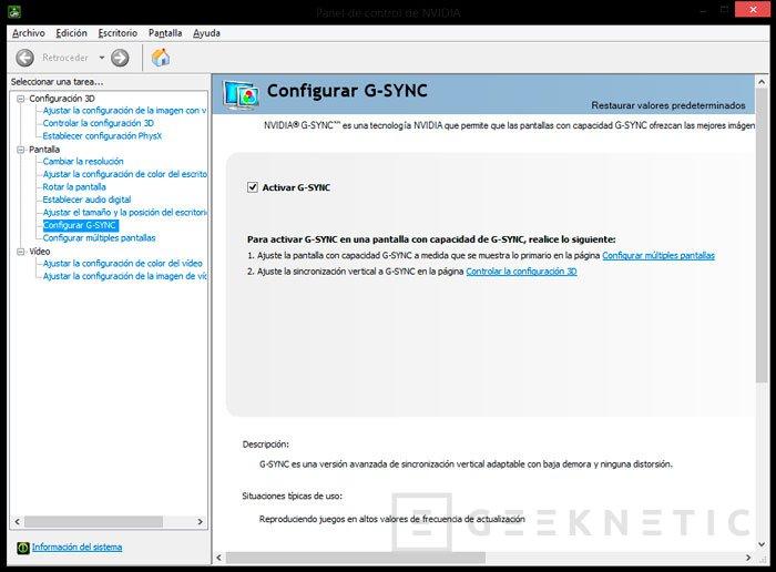 NVIDIA G-SYNC llegará oficialmente a los portátiles en el Computex 2015, Imagen 1