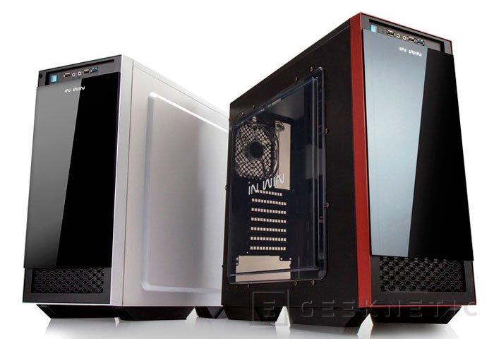 La In Win 503 es la nueva semi-torre ATX enconómica de la compañía, Imagen 1