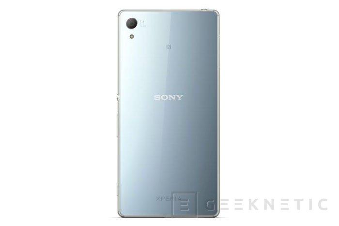 Sony presenta por sorpresa el Xperia Z4 en Japón, Imagen 2