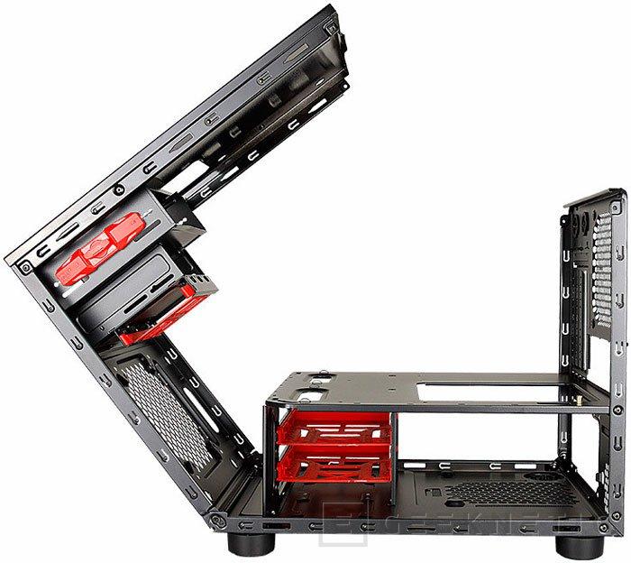 Cooltek muestra la GT-05, su nueva torre cúbica desplegable, Imagen 2