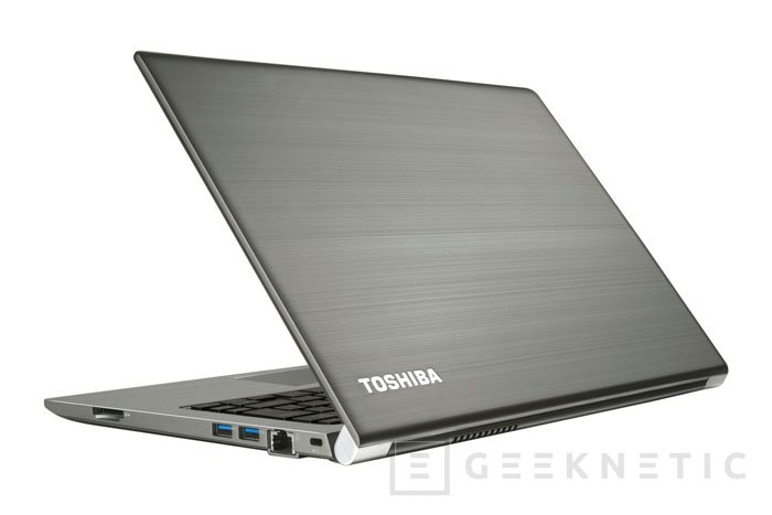 Nuevos Ultrabooks con Broadwell Satellite Z30-B de Toshiba, Imagen 2