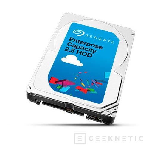 Seagate prepara un disco de 2,5 pulgadas por encima de los 2 TB de capacidad, Imagen 1