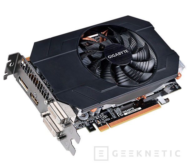 Gigabyte lanza otra GTX 960 en formato compacto, Imagen 1