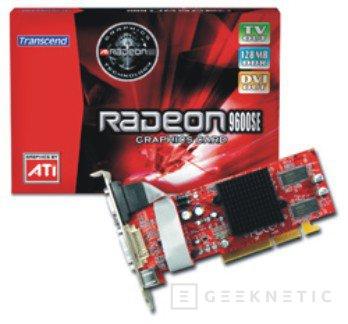 Transcend presenta su tarjeta de video basada en el ATI 9600SE, Imagen 1