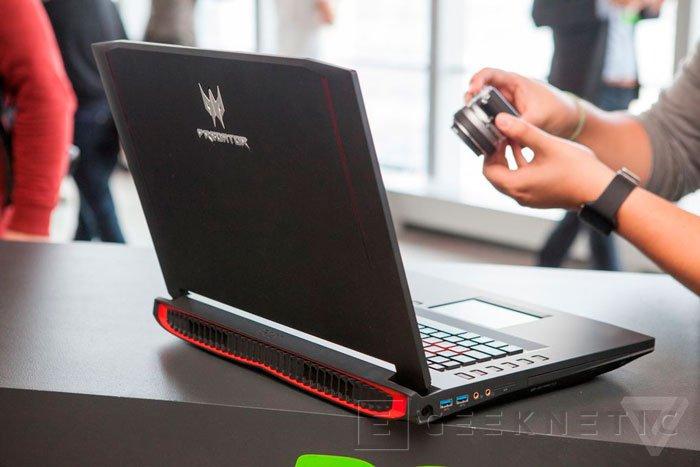 ACER tiene preparados nuevos dispositivos de su línea gaming Predator, Imagen 3