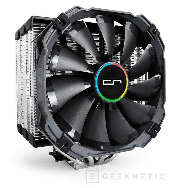 CRYORIG lanza el nuevo disipador de CPU H5 Ultimate con TDP de 180W, Imagen 1