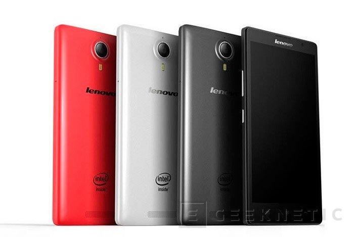 Lenovo también ofrece 4 GB de RAM en su nuevo smartphone K80, Imagen 1