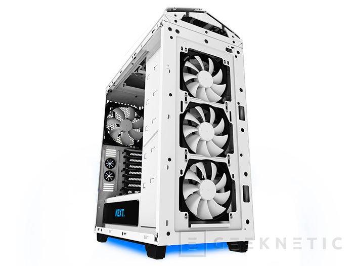 NZXT lanza la semi-torre Noctis 450 con un diseño inspirado en la Phantom, Imagen 2