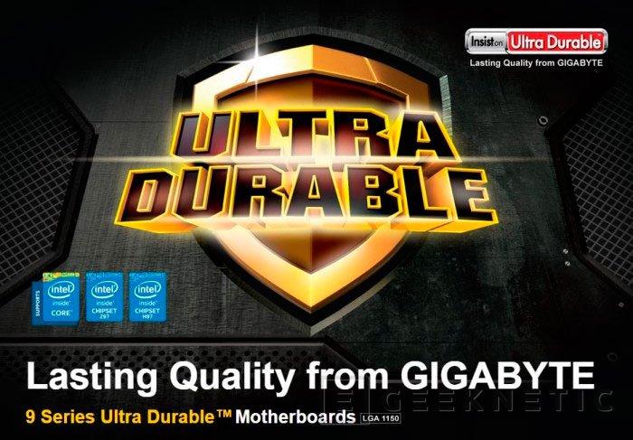 Gigabyte añade soporte para las CPU Intel Broadwell en sus placas, Imagen 1
