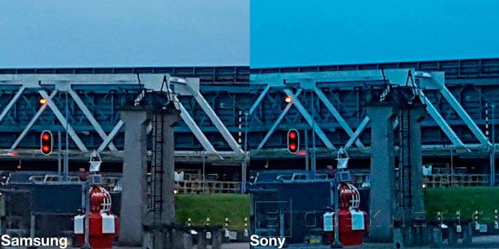 Algunos Samsung Galaxy S6 y S6 Edge llevan cámaras ISOCELL y otros incluyen sensores Sony, Imagen 2