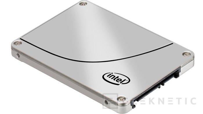 Intel DC S3510, SSDs profesionales para centros de datos, Imagen 1