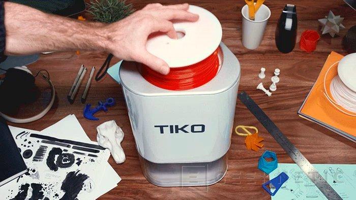 TIKO, una impresora 3D compacta y económica, Imagen 2