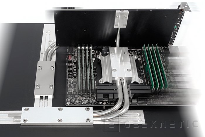 Deltatronic se atreve con una workstation con Haswell-EP completamente pasiva, Imagen 1