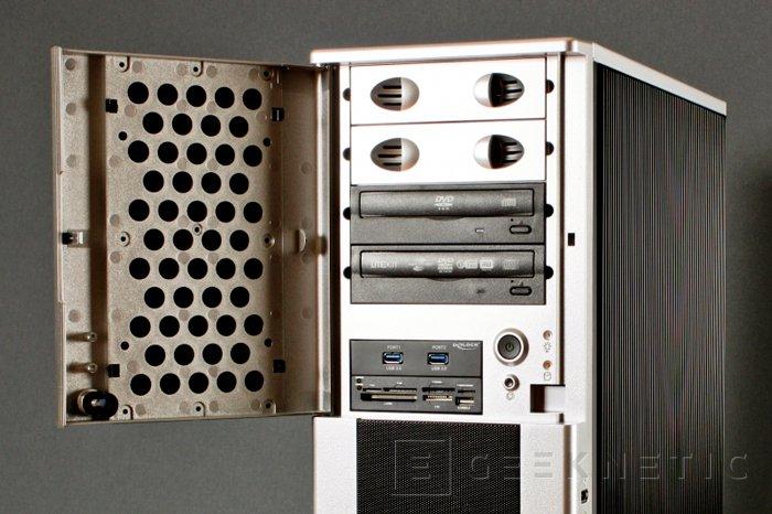 Deltatronic se atreve con una workstation con Haswell-EP completamente pasiva, Imagen 3
