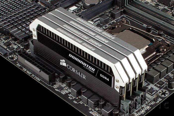 Corsair también lanza sus kits DDR4 de 128 GB, Imagen 1