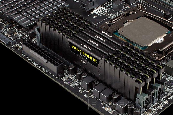 Corsair también lanza sus kits DDR4 de 128 GB, Imagen 2