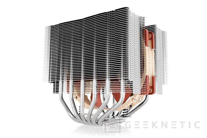 Noctua adapta los disipadores NH-D15 y NH-C14 para aumentar su compatibilidad con RAMs de alto rendimiento, Imagen 1
