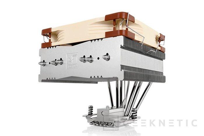 Noctua adapta los disipadores NH-D15 y NH-C14 para aumentar su compatibilidad con RAMs de alto rendimiento, Imagen 2