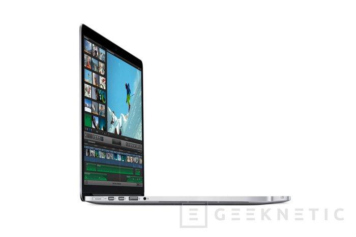 Apple añade el Force Touch al MacBook Pro 15 y lanza una versión nueva del iMac 5K, Imagen 1