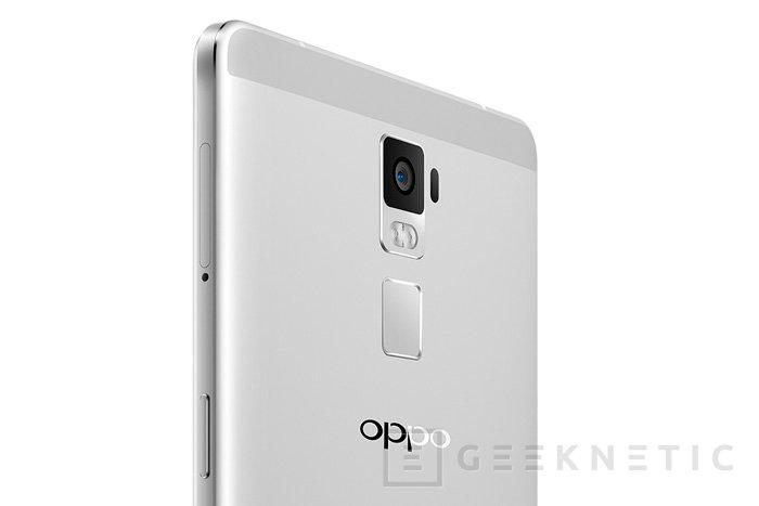 Oppo lanzará en Europa sus nuevos smartphones R7 y R7 plus, Imagen 2
