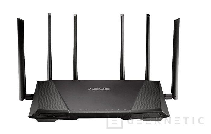 Llega a España el RT-AC3200 con sus 3.200 Mbps de ancho de banda, Imagen 1