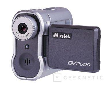 Speed 2 comercializa la nueva cámara de vídeo digital DV3000, Imagen 1